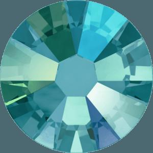 Swarovski 2058 Blue Zircon Shimmer