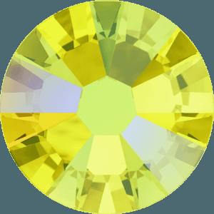 Swarovski 2058 Citrine Shimmer