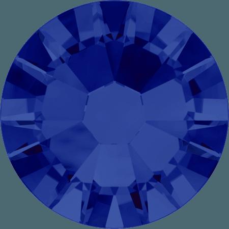Swarovski 2058 - Xilion Rose Enhanced, Crystal Meridian Blue