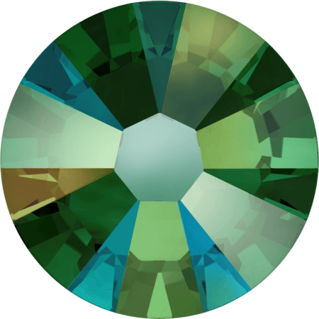 Swarovski 2058 - Xilion Rose Enhanced, Erinite Shimmer