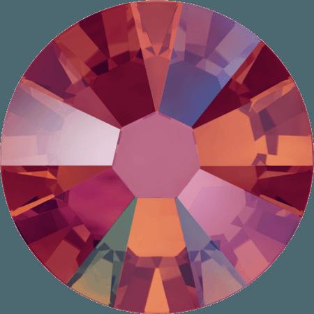 Swarovski 2058 - Xilion Rose Enhanced, Hyacinth Shimmer