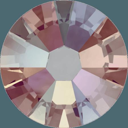 Swarovski 2058 - Xilion Rose Enhanced, Light Colorado Topaz Shimmer