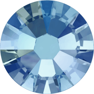 Swarovski 2058 Light Sapphire Shimmer