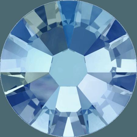 Swarovski 2058 - Xilion Rose Enhanced, Light Sapphire Shimmer