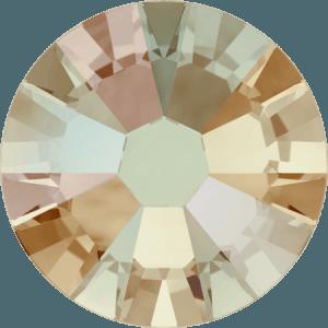Swarovski 2058 - Xilion Rose Enhanced, Silk Shimmer