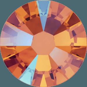 Swarovski 2058 Tangerine Shimmer