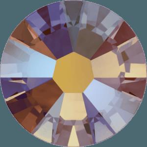 Swarovski 2058 - Xilion Rose Enhanced, Topaz Shimmer
