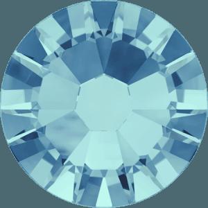 Swarovski 2058 - Xilion Rose Enhanced, Aquamarine