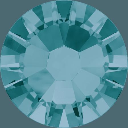 Swarovski 2058 - Xilion Rose Enhanced, Blue Zircon