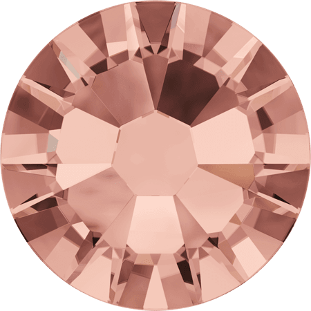 Swarovski 2058 - Xilion Rose Enhanced, Blush Rose