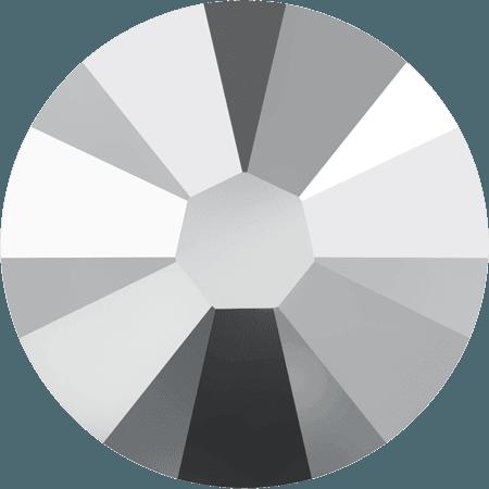 Swarovski 2058 - Xilion Rose Enhanced, Crystal Light Chrome