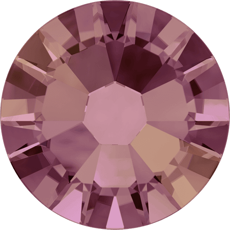 Swarovski 2058 - Xilion Rose Enhanced, Crystal Lilac Shadow