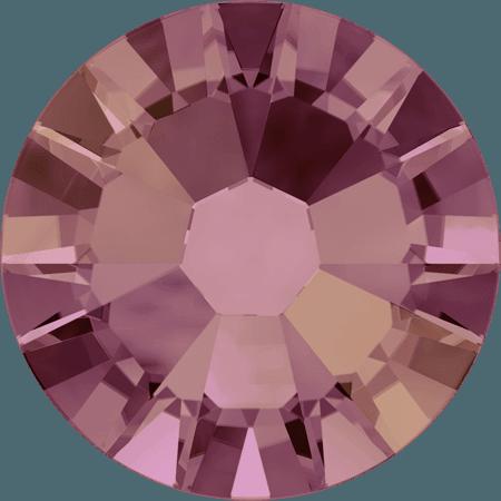 Swarovski 2058 - Xilion Rose Enhanced, Crystal Lilac Shadow
