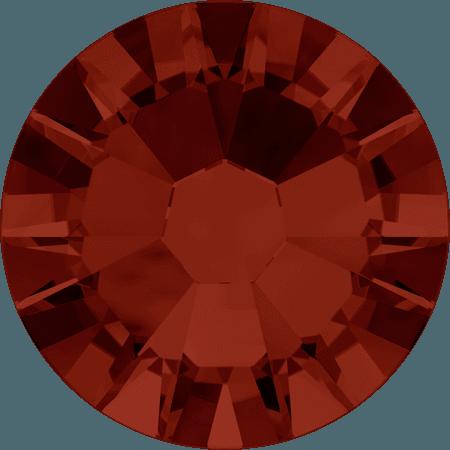 Swarovski 2058 - Xilion Rose Enhanced, Crystal Red Magma