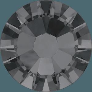 Swarovski 2058 - Xilion Rose Enhanced, Crystal Silver Night