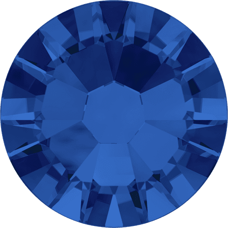 Swarovski 2058 - Xilion Rose Enhanced, Capri Blue