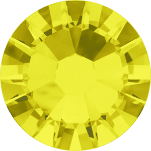 Swarovski 2058 - Xilion Rose Enhanced, Citrine