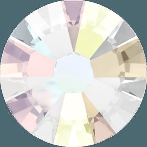 Swarovski 2058 - Xilion Rose Enhanced, Crystal AB