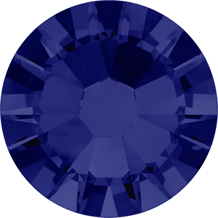 Swarovski 2058 - Xilion Rose Enhanced, Dark Indigo
