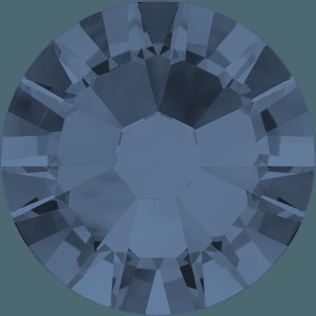 Swarovski 2058 - Xilion Rose Enhanced, Denim Blue