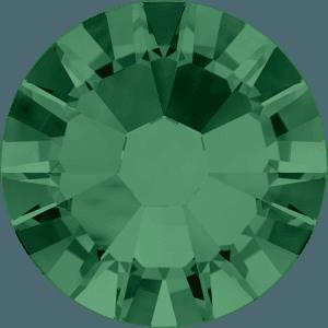 Swarovski 2058 - Xilion Rose Enhanced, Emerald