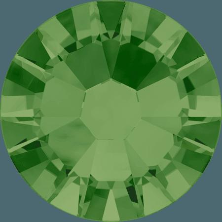 Swarovski 2058 - Xilion Rose Enhanced, Fern Green