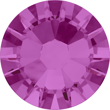 Swarovski 2058 - Xilion Rose Enhanced, Fuchsia