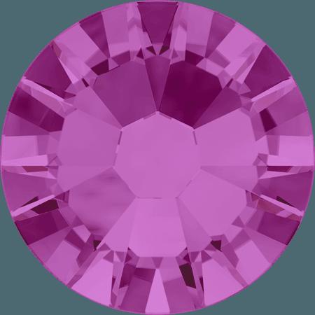 Swarovski 2058 - Xilion Rose Enhanced, Fuchsia