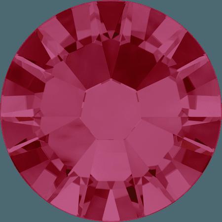 Swarovski 2058 - Xilion Rose Enhanced, Indian Pink