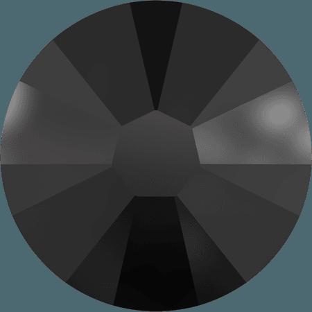 Swarovski 2058 - Xilion Rose Enhanced, Jet