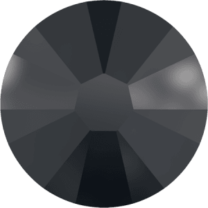 Swarovski 2058 - Xilion Rose Enhanced, Jet Hematite