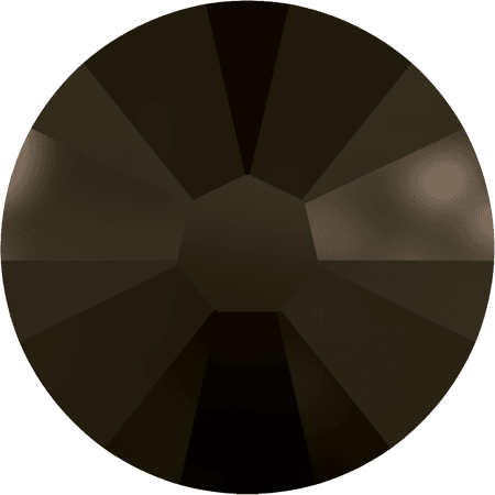 Swarovski 2058 - Xilion Rose Enhanced, Jet Nut