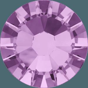 Swarovski 2058 - Xilion Rose Enhanced, Light Amethyst