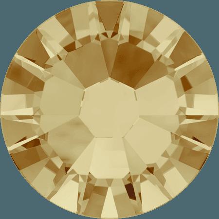 Swarovski 2058 - Xilion Rose Enhanced, Light Colorado Topaz