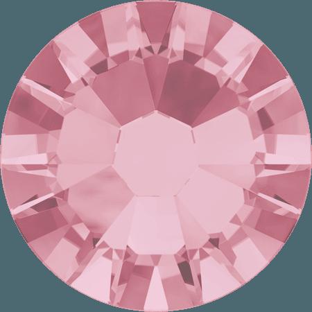 Swarovski 2058 - Xilion Rose Enhanced, Light Rose