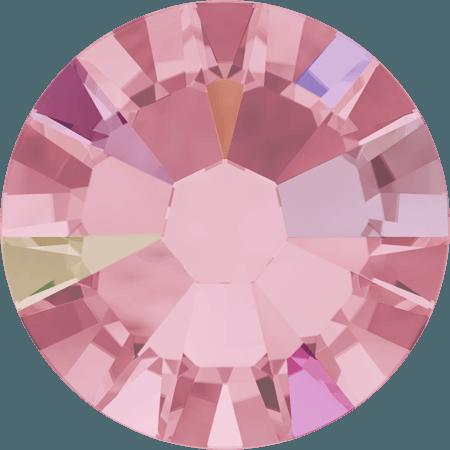 Swarovski 2058 - Xilion Rose Enhanced, Light Rose AB