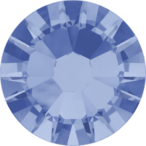 Swarovski 2058 - Xilion Rose Enhanced, Light Sapphire