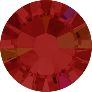 Swarovski 2058 - Xilion Rose Enhanced, Light Siam AB