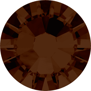 Swarovski 2058 - Xilion Rose Enhanced, Mocca