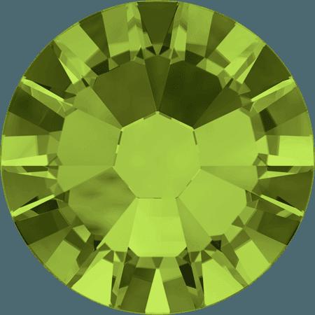 Swarovski 2058 - Xilion Rose Enhanced, Olivine