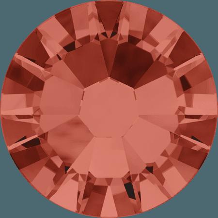 Swarovski 2058 - Xilion Rose Enhanced, Padparadscha