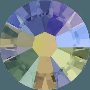 Swarovski 2058 - Xilion Rose Enhanced, Crystal Paradise Shine
