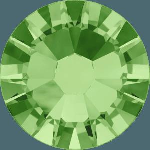 Swarovski 2058 - Xilion Rose Enhanced, Peridot