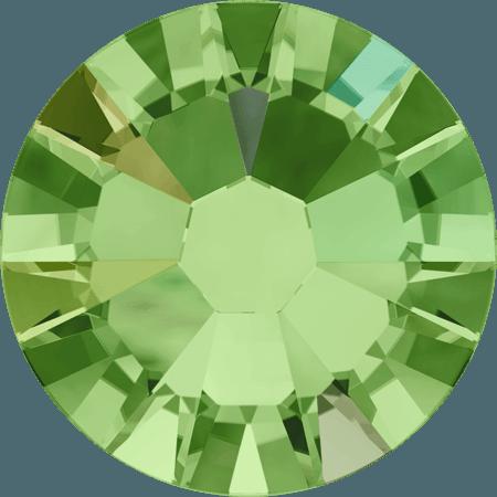 Swarovski 2058 - Xilion Rose Enhanced, Peridot AB