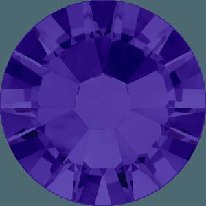 Swarovski 2058 - Xilion Rose Enhanced, Purple Velvet