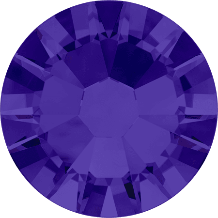 Swarovski 2058 - Xilion Rose Enhanced, Purple Velvet
