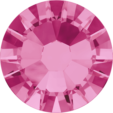 Swarovski 2058 - Xilion Rose Enhanced, Rose
