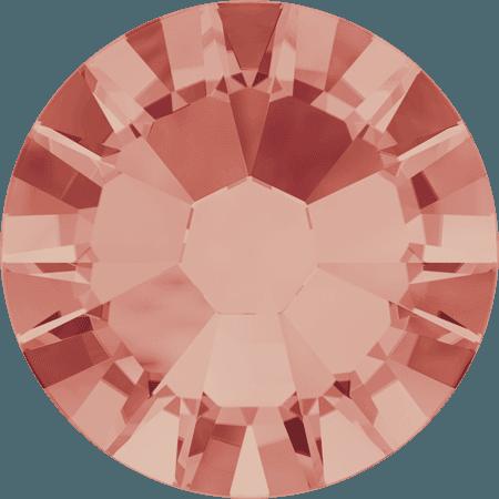 Swarovski 2058 - Xilion Rose Enhanced, Rose Peach