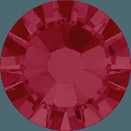 Swarovski 2058 - Xilion Rose Enhanced, Ruby