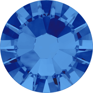 Swarovski 2058 - Xilion Rose Enhanced, Sapphire